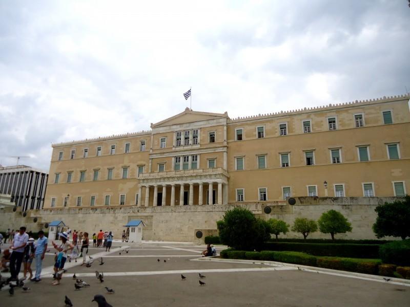 Sede do Parlamento Helênico