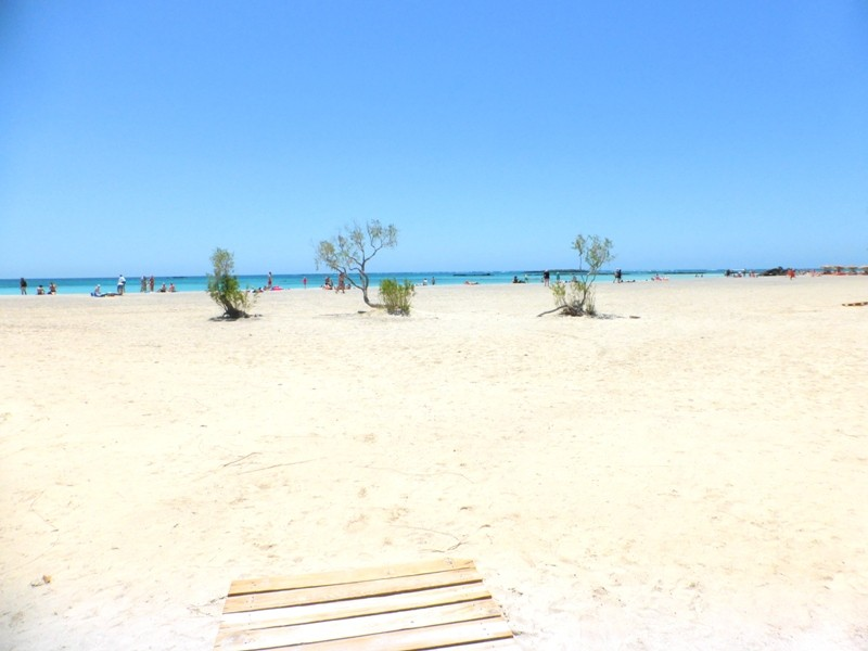 Praia de Elafonisi Creta