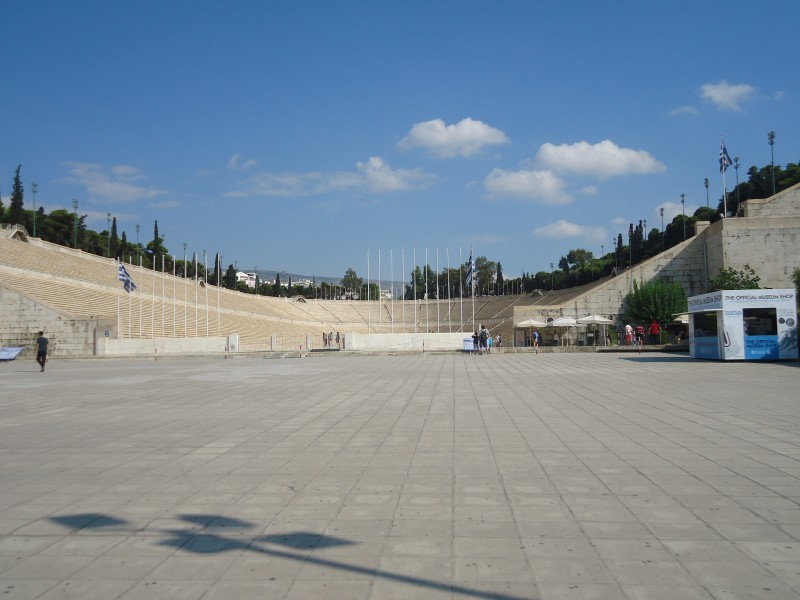 Estádio Panathenaikon(Kallimarmaro)