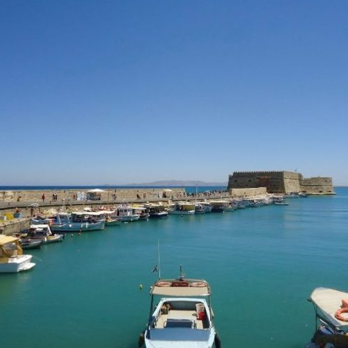 Heraklion, Creta
