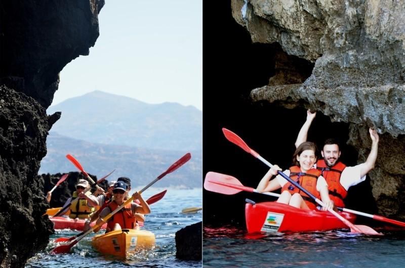 Pratique esportes nas suas férias em Creta