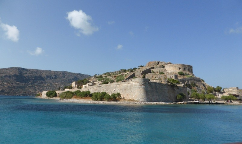 Ilha de Spinalonga