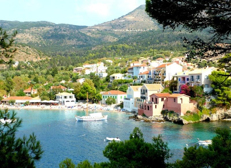 Kefalonia Grecia