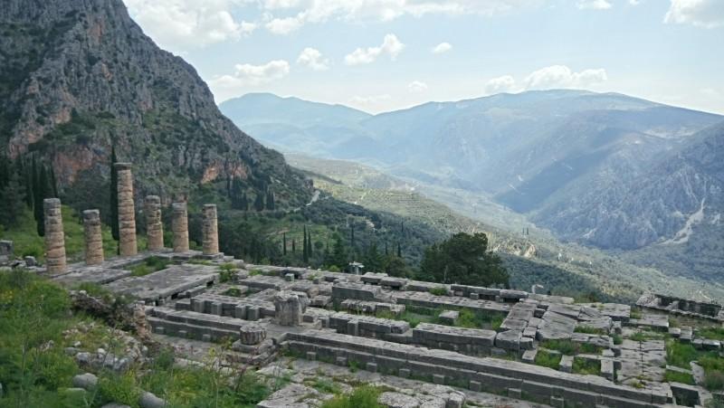 Delfoi - Grécia