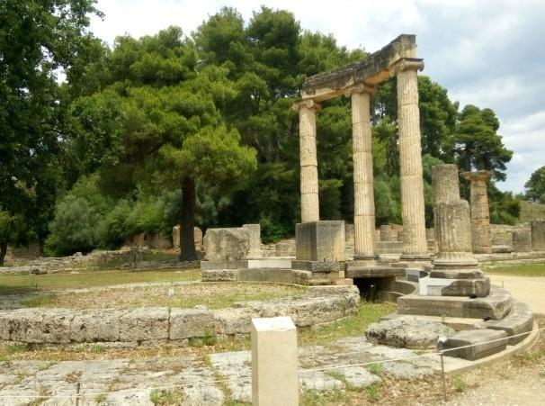 Olímpia - Grécia