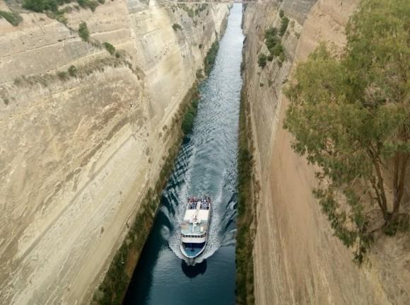 Canal de Corintho