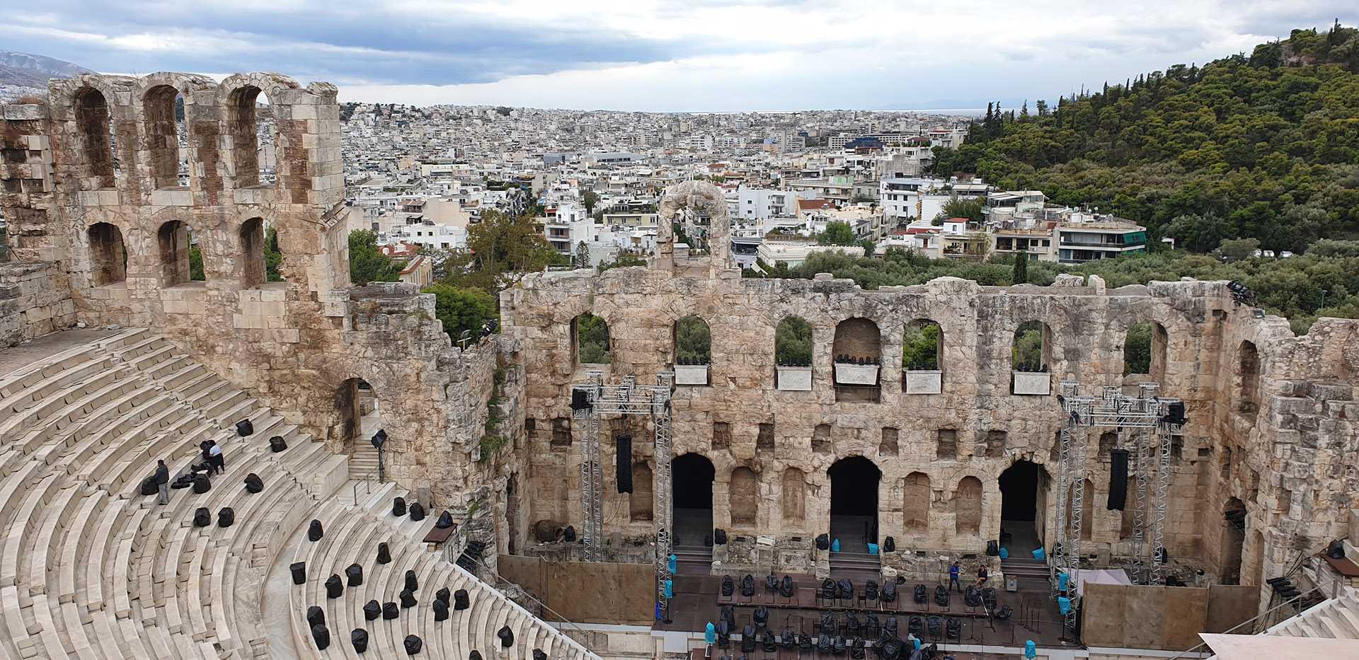 Promoção Atenas – 4 dias a partir de 229€