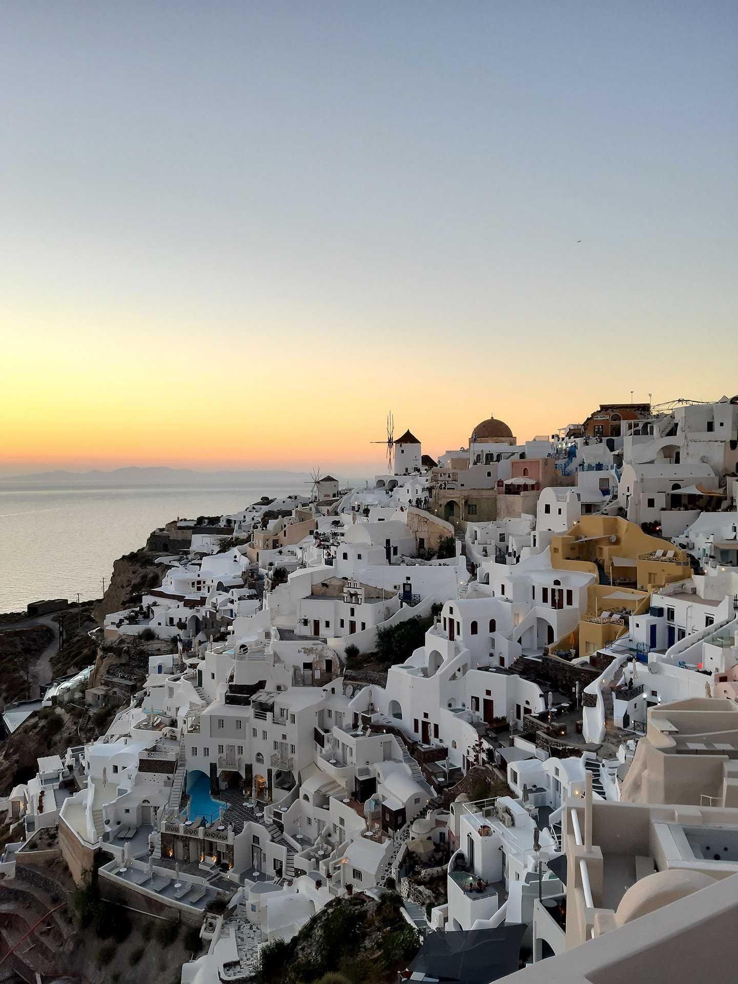 Tour da ilha de Santorini – 4 horas