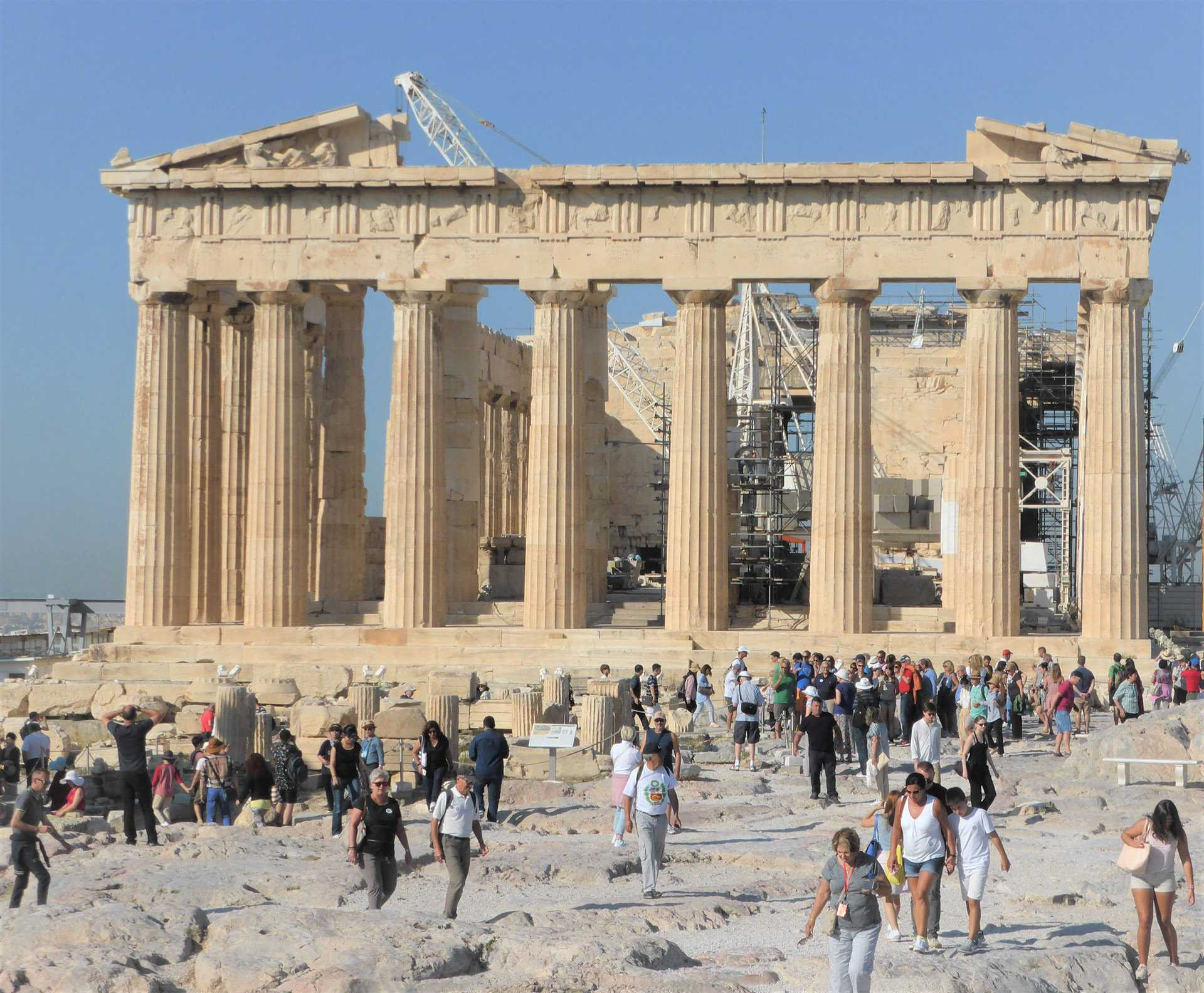 Acrópole e Museu da Acrópole - A Grécia do seu jeito