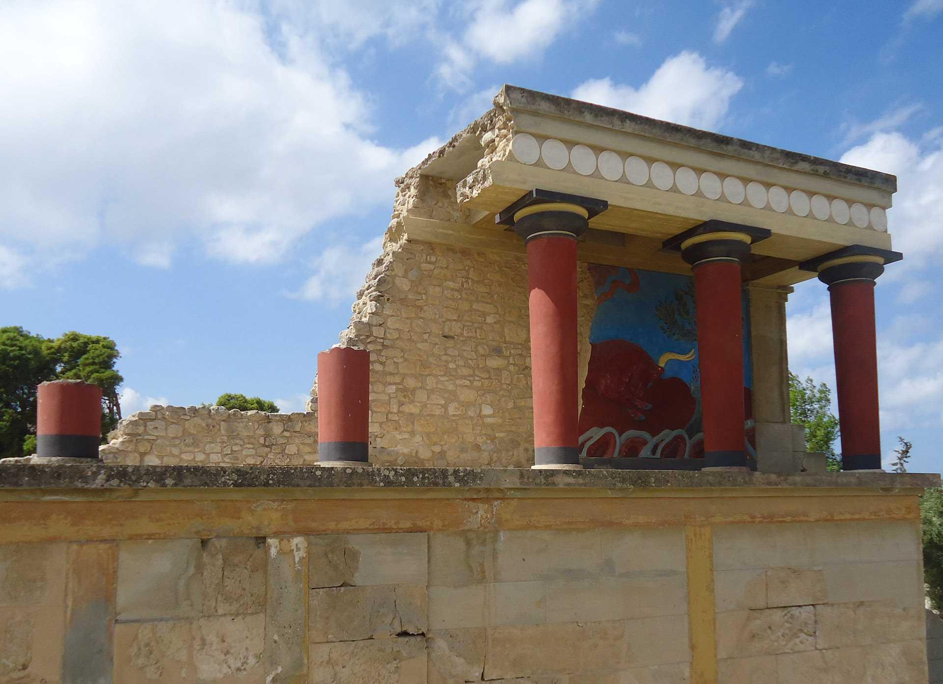City tour, Palácio de Knossos e Museu Arqueológico de Heraklion