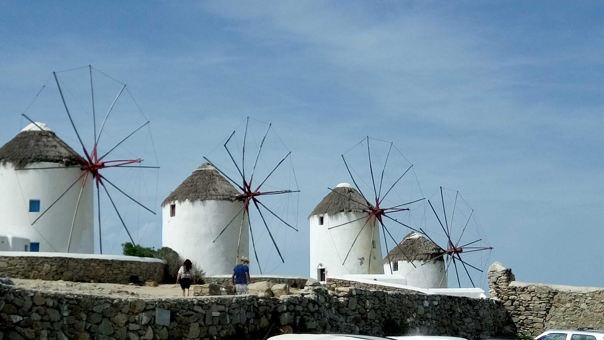 5. MARAVILHAS GREGAS 1 – Creta, Santorini e Mykonos – 12 dias // 11 noites