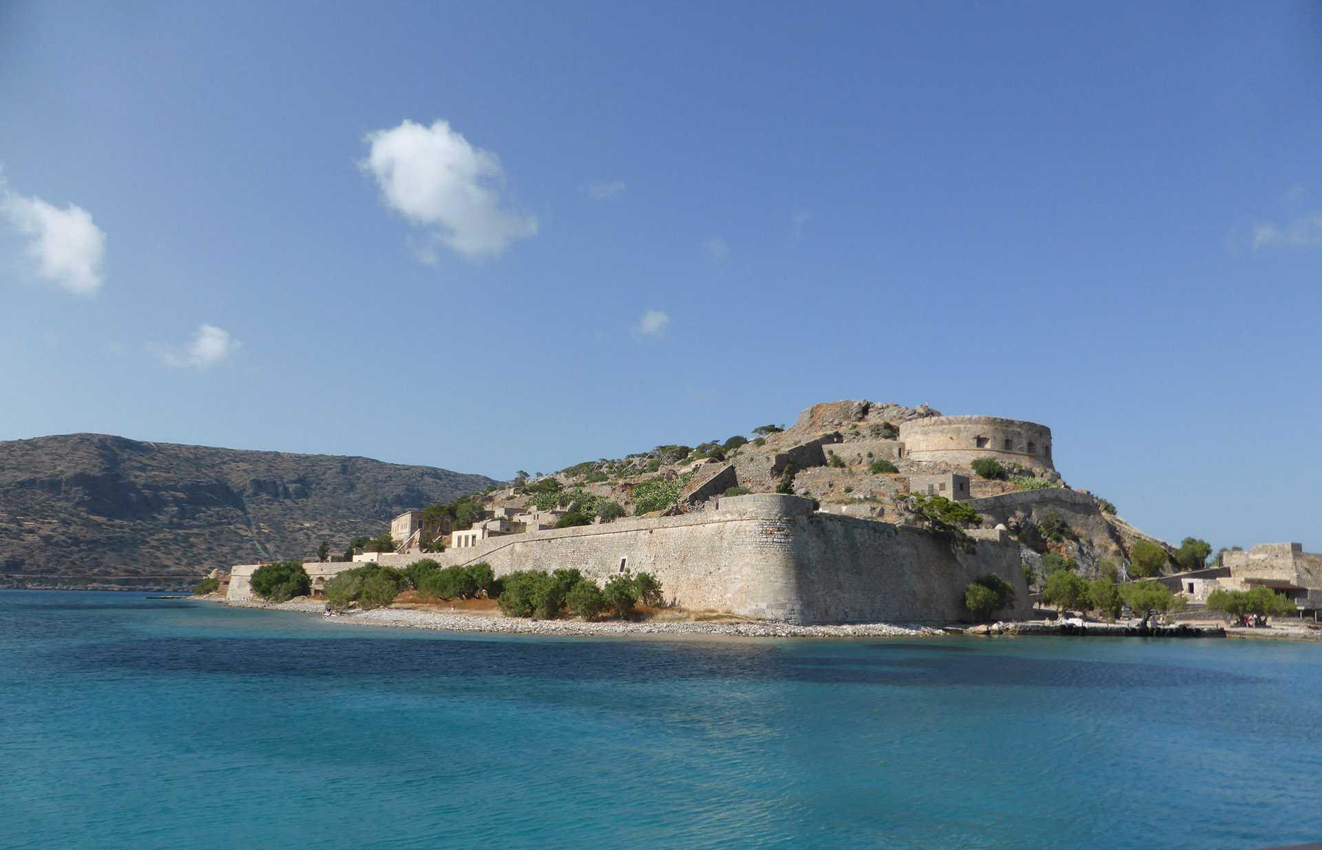 Agios Nikolaos, Elounda e Spinalonga
