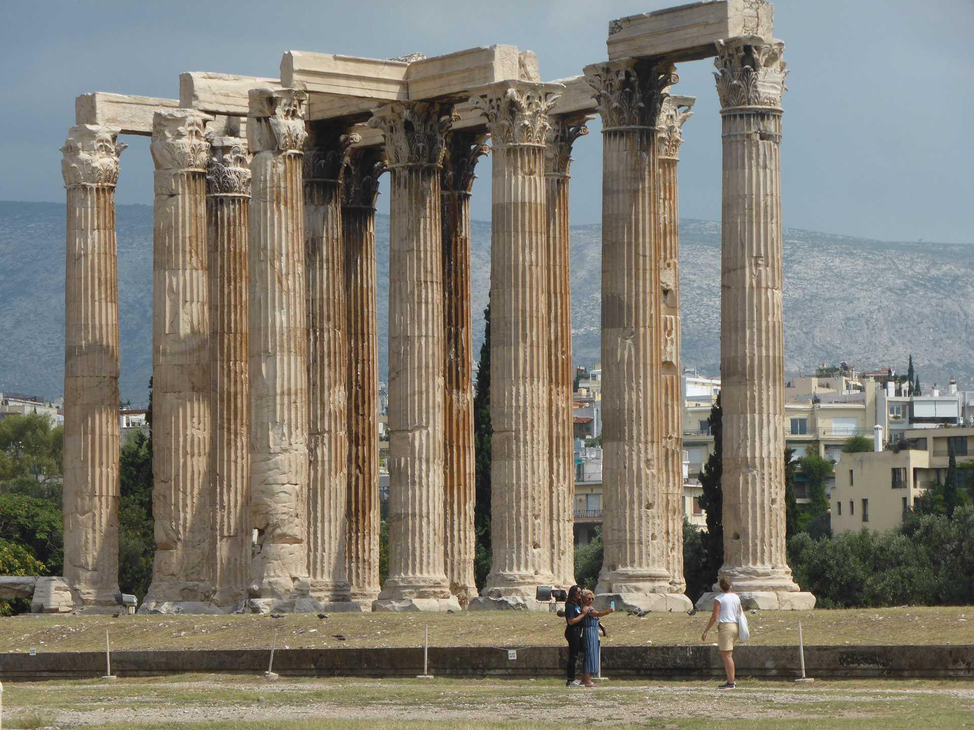 Tour Clássico de Atenas a pé