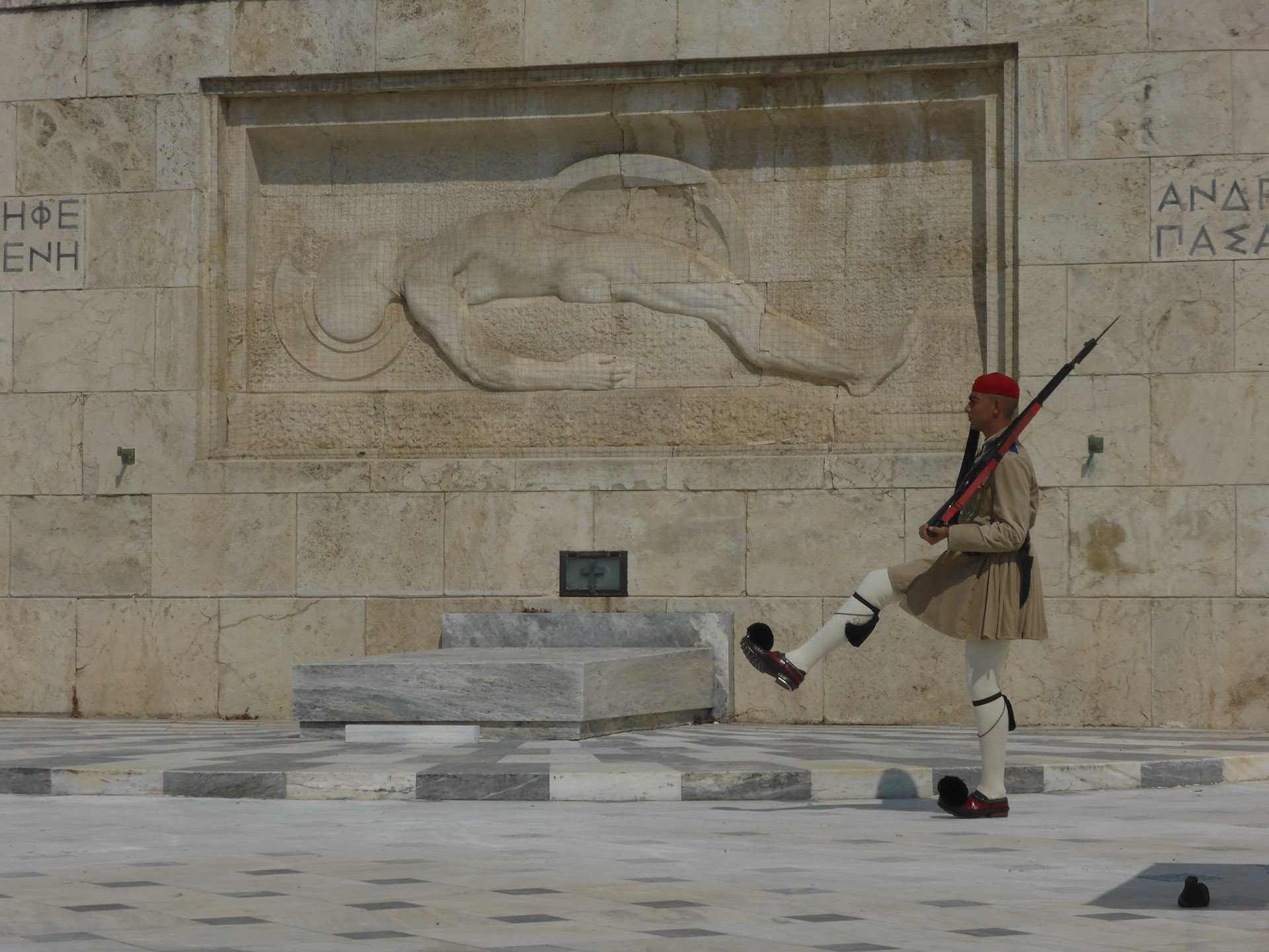 Classic city tour of Athens