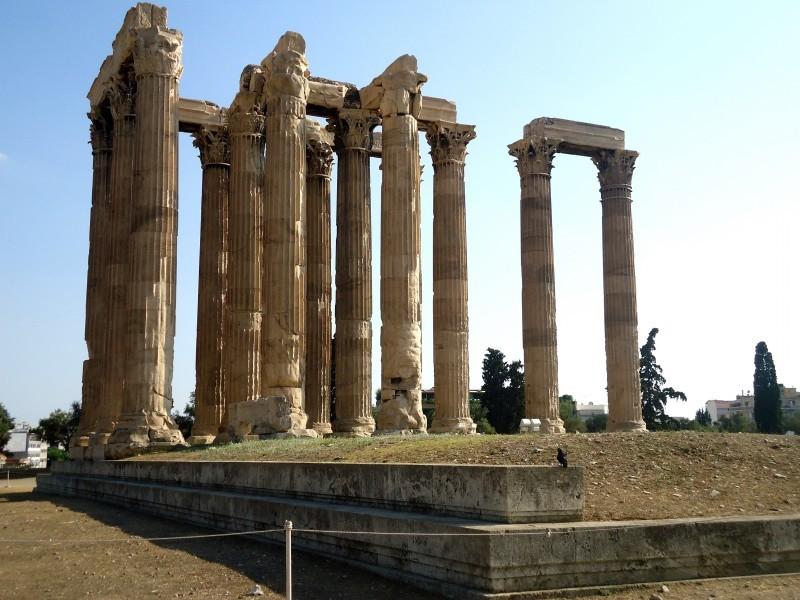 Templo de Olympian Zeus