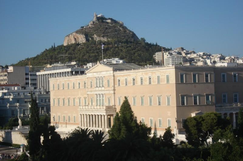 Parlamento Helénico e Lykavittos
