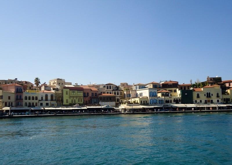 Cidade antiga de Chania