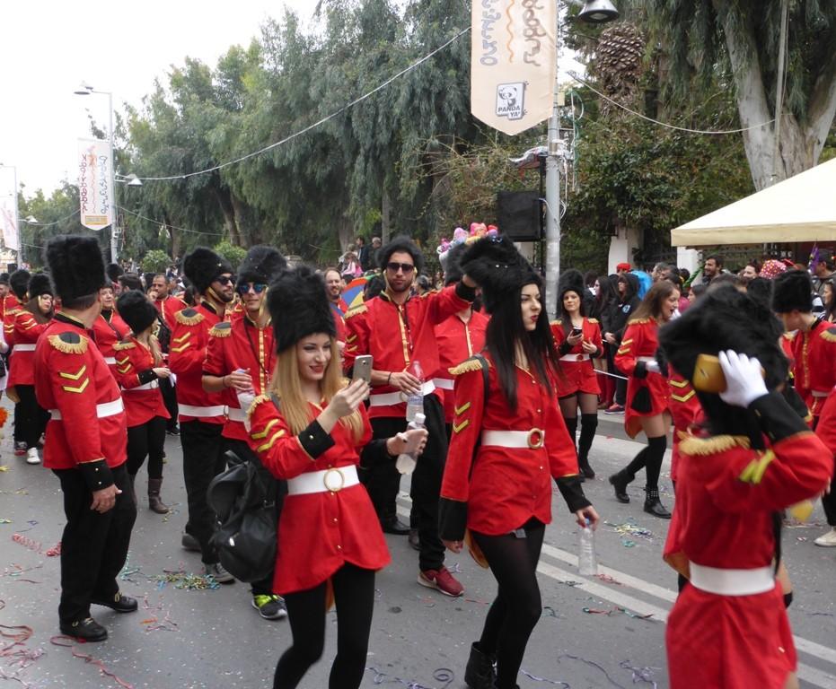Carnaval na Grecia
