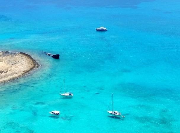 Ilha de Gramvousa - Creta