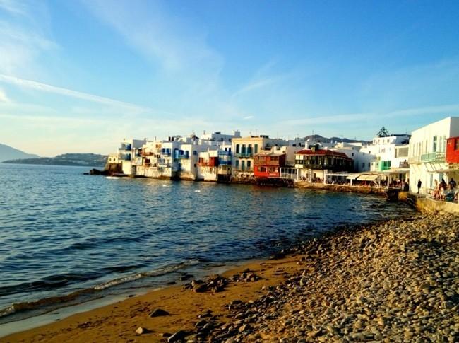 Little Venice Mykonos - Grécia