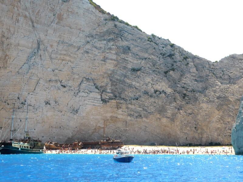 Praia de Navagio - Zakynthos