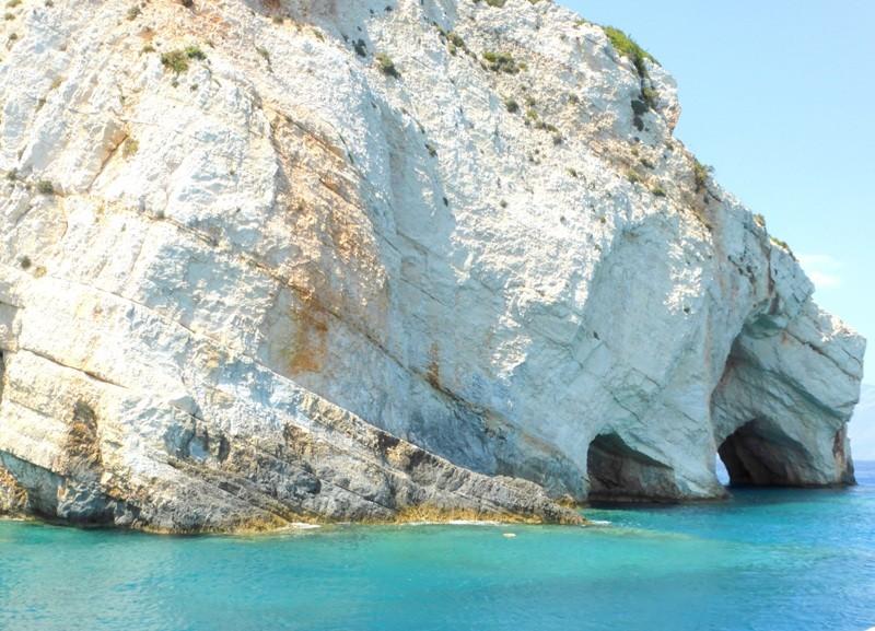 Cavernas azuis